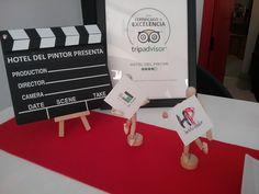 ¿Te gusta nuestra alfombra roja? Desde nuestro #hotel nos sumamos a la celebración del XX Festival De #Cine Español de #Málaga.