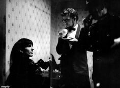George Harrison and Rolf Harris backstage at the Finsbury Park Astoria at a Beatles Christmas Show, December Photo by Terence Spencer Rolf Harris, Finsbury Park, Christmas Shows, George Harrison, Life Magazine, The Beatles, Cinema, Backstage, History