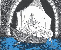 Snufkin and Moomin Moomin Tattoo, Moomin Books, Moomin Valley, Tove Jansson, Line Illustration, Museum Exhibition, Fairy Tales, Art Projects, Art Drawings