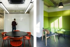 inspiracje - wnętrza biur google