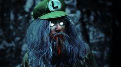El horrible destino de Mario cada vez que muere en un juego - #Mario, #Nintendo, #Videojuegos