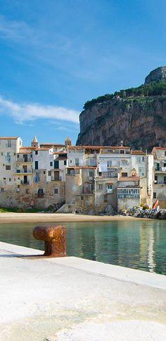 Sizilien - Ausflug nach Cefalu Palermo, Nice To Meet, Sicily, Croatia, Amsterdam, Greece, World, Places, Travel