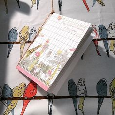each dress and skirt by bryony & co comes with its own illustrated storybook!