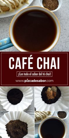 Tea Recipes, Coffee Recipes, Sweet Recipes, Dessert Recipes, Cafe Barista, Coffee Cafe, Coffee Drinks, Chocolates, Comida Diy
