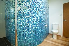 #Mosaic: mix #Eucalyptus - Private #house