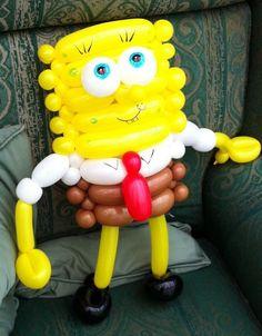 Spongebob Twist Balloon