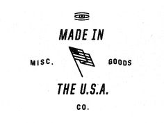 U.S.A. Stamp Mock-Up by Pedale Design