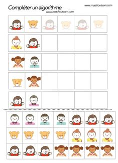 T'choupi and Doudou, the sheets to print Craft Kits For Kids, Diy For Kids, Activities For Kids, Autism Education, Dou Dou, More Fun, Homeschool, About Me Blog, Teaching