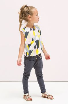 Shop de Look - Kleding voor Meisjes mid Little Girl Outfits, Little Girl Fashion, Toddler Fashion, Toddler Outfits, Kids Fashion, Little Fashionista, Stylish Kids, Kid Styles, Kind Mode