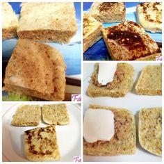 Pão de Atum - Light! Fabíola Bianco