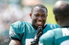 RB LeSean McCoy. #EaglesTC