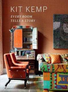 Best Books By Designers And Architects 2015 Photos | Architectural Digest  Colorful Interiors, Colorful Rooms