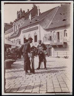Budapest anno: több, mint nosztalgia...: Batthyány tér, 1910 körül