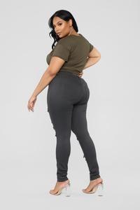 Slash and Burn Jeans - Grey – Fashion Nova Slash And Burn, Skins Leggings, Jean Grey, Grey Fashion, Skinny Legs, Burns, Nova, Sporty, Plus Size