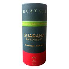 Guarana Biologique en Poudre GUAYAPI Agriculture Biologique, Shampoo, Personal Care, Wine, Sport, Drinks, Bottle, Low Calorie Diet, Cold Drinks
