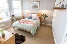 Guest Bedroom - Room Gallery - The Block NZ Villa Wars - Shows - TV3