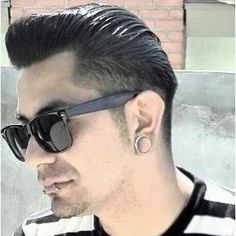 7 Best Baba S New Doo Images On Pinterest Mens Rockabilly