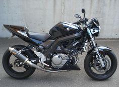 Suzuki SV650 Def. another option.