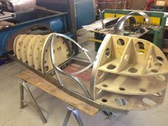 Gokart Plans 341921796709287584 - Attention Only two months left until the<O:p Cuesta College Metal Shaping Meet of Source by f_bouillet Karting, Homemade Go Kart, English Wheel, Sheet Metal Work, Morgan Cars, Austin Cars, Old Sports Cars, Custom Metal Fabrication, Metal Shaping