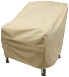 Modern Leisure Patio Chair Cover: This great cover will protect your patio furniture from the weather and damaging UV rays, helping to keep your patio chairs clean and ready to use between uses and between seasons. Outdoor Chair Covers, Outdoor Furniture Covers, Metal Patio Furniture, Sectional Furniture, Furniture Storage, Furniture Design, Patio Chairs, Outdoor Storage, Slipcovers