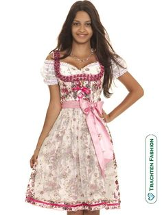 dirndl- I want one.  This would be so adorable!