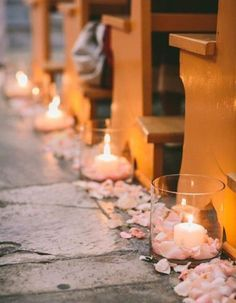 Church Aisle Decor Wedding Design by Stella and Moscha - Exclusive Greek Island Weddings Photography by George Pahountis Church Wedding Decorations Aisle, Simple Church Wedding, Wedding Church Aisle, Wedding Ceremony Ideas, Ceremony Decorations, Wedding Centerpieces, Decor Wedding, Trendy Wedding, Wedding Table