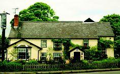 Cricketers pub, Clavering, Essex