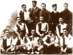 EQUIPOS DE FÚTBOL: ATHLETIC CLUB 1900-1960