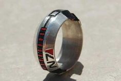 Mass Effect Omni-tool Ring