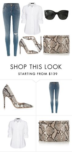 """""""2015/1184"""" by dimceandovski on Polyvore featuring Gianvito Rossi, Steffen Schraut, Loewe and Chanel"""