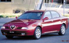 Alfa Romeo 166 (1998)
