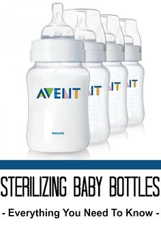 Sterilizing Baby Bottles – Everything You Need To Know