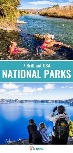 7 Incredible National Parks in the United States Not To Miss! Arizona, Montana, Tennessee and more - start planning your family vacation and road trip here! Get away from the crowds and enjoy hiking and beautiful scenery and a variety of things to do in these stunning USA travel destinations! #USATravel #USA #NationalParks Cool Places To Visit, Places To Travel, Travel Destinations, Travel Usa, Travel Tips, Italy Travel, Travel Ideas, Michigan Travel, Arizona Travel