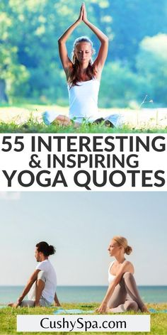 You can get more inspiration for your yoga lifestyle when you read and share these wonderful yoga quotes. These intersting yoga quotes will help you feel more inspired to enjoy your yoga practices. #Yoga #Quote Yoga Benefits, Health Benefits, Yoga Inspiration, Fitness Inspiration, Yoga Facts, How To Get Better, Yoga Motivation, Yoga For Flexibility, Yoga For Weight Loss