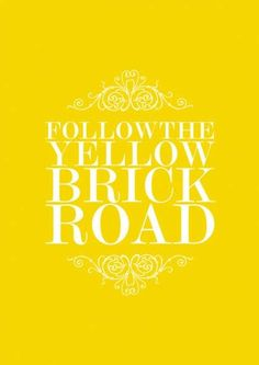 follow your dream......