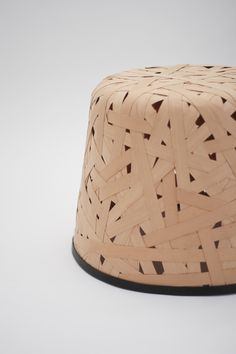ribbon roger arquer becca stool bamboo furniture modern bamboo