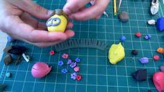 How to make hula minion