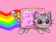 Character & Co - Nyan Cat