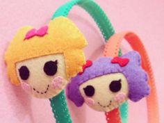 Lalaloopsy Headband -Sidney will love these