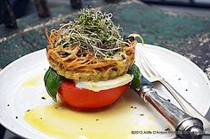 "Spicy Angel Hair Pasta Caprese - By Ally Phillips - From ""Ally's Kitchen"""