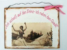 Geschenk  Frau   von Un-Art-Tick auf DaWanda.com