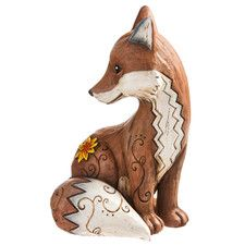 épinglé par ❃❀CM❁✿⊱Another great find on Brown Fox Wishgiver Figurine Clay Crafts, Wood Crafts, Fuchs Tattoo, Fox Decor, Woodworking Toys, Woodworking Patterns, Woodworking Workshop, Woodworking Ideas, Little Fox
