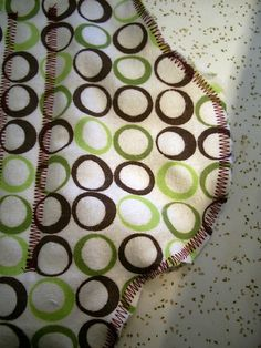 Cloth pads. I am doing this tomorrow! The best things ever.