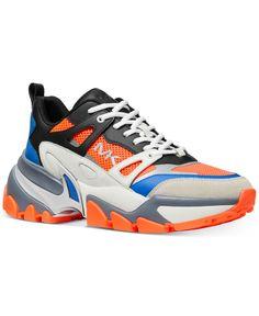 Casual Loafers, Casual Sneakers, Sneakers Fashion, Athletic Fashion, Athletic Shoes, Men's Shoes, Shoe Boots, Sneakers Sketch, Michael Kors Men