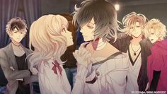 【Diabolik Lovers Lost Eden】
