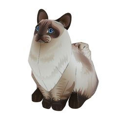 Make your own 3D Grumpy Cat - Free printable - Canon CREATIVE PARK