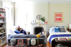How to Throw a Party When Your Living Room is Also Your Bedroom — Studio Survival Secrets