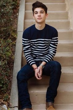 Casual Fashion Ideas – 20 Casual Outfits for Teenage Boys Casual Outfit casual outfits for guys Fashion Kids, Teenage Boy Fashion, Fashion Clothes, Fashion Couple, Urban Fashion, Fashion Outfits, Teenage Guys, Fashion Fall, Latest Fashion