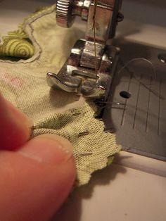 Eurotrash Sewing Tutorial (Doll Dress Sleeves)