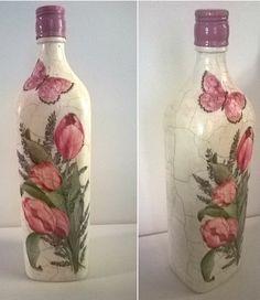 Handmade Decorated Bottle 3